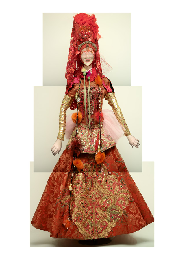 Digital photograph on paper </br>  220 × 130 cm </br>  Collection musée Réattu, Arles </b