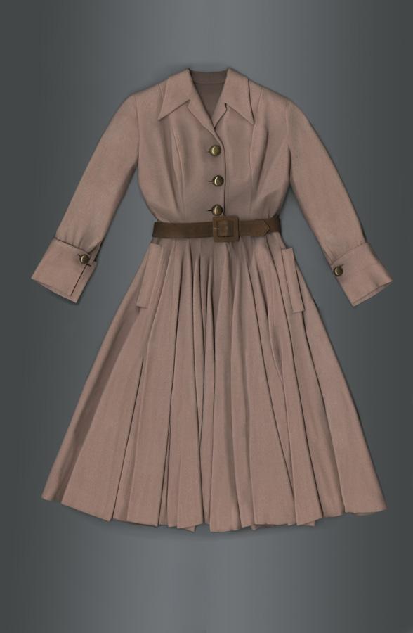 36 DIOR NEWLOOK DRESS